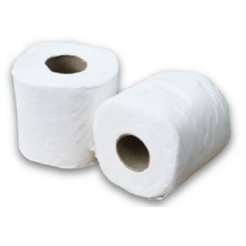 small toilet roll tissue paper 160 sheets recycle